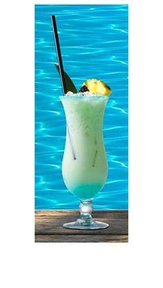 Cocktail Blue Hawaïen