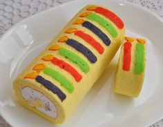 Veronica's Kitchen: swiss roll