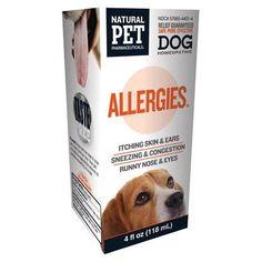 King Bio Homeopathic Natural Pet Dog Allergies (1x5 Oz)