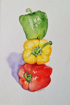 Pepper stack. Judith Jerams