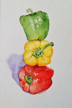 Pepper stack. Judith Jerams
