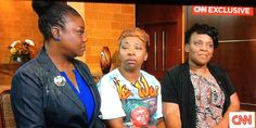Mothers of Trayvon Martin, Mike Brown and Sean Bell take a stand together against police brutality.