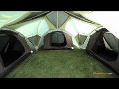 Tienda de campaña Quechua T6 3 XL Air Instalación - YouTube