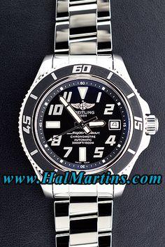 Breitling Superocean 42 A1736402/BA28-SS3, $2,900.00. #breitlingwatches #breitlinga17364