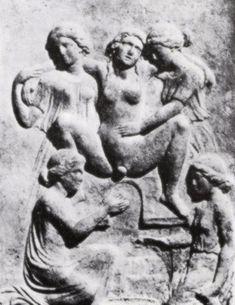 Algunas notas sobre el parto en la antigua Roma. - Arqueología en mi jardín