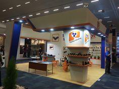 Display design booth stand #plastijay expo tecnomueble by CAMALEONDISPLAY
