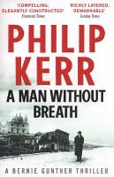 A Man Without Breath:  (Bernie Gunther Mystery 9) - Berlin, March 1943. The mood in Germany is bleak after their stunning defeat at Stalingrad. Private Investigator Bernie Gunther is at work in the German War Crimes Bureau - weary, cynical but well aware of the value of truth in a world where that's now a rarity.  When human remains are found deep in the Katyn Forest, Bernie is sent to investigate. Rumour has it that this mass grave is full of Polish officers murdered by the Russians.