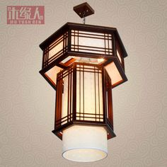 Chinese style lamps classical pendant light antique lanterns wool lantern living room lights lamp hallway lights restaurant