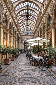 Picture Perfect Paris (Galerie Vivienne)
