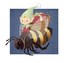 Gift Elf  by Jerrod Maruyama, via Flickr