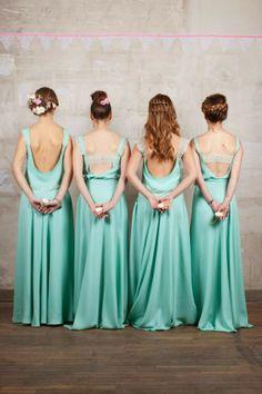 Mademoiselle de Guise habille aussi vos Jolies Bridesmaids! | Sweet Félicité