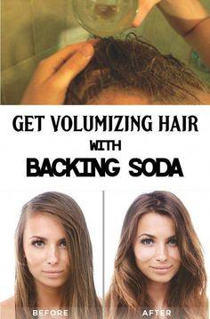 Baking Soda Shampoo: It is going to Make Your Hair Develop Like It isBaking Soda Shampoo: It'll Make Your Hair Grow Like It's Magic! Baking Soda Dry Shampoo, Baking Soda For Dandruff, Baking Soda For Acne, Baking Soda Baking Powder, Apple Cider Vinegar Shampoo, Baking Soda Water, Baking Soda Uses, Honey Shampoo, Cat Shampoo