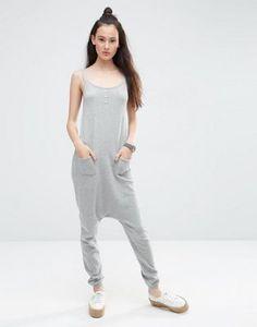 65c8af4a1983 9 Best Grey Jumpsuit images