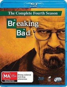 #Breaking bad: season 4 = new #blu-ray #region b,  View more on the LINK: 	http://www.zeppy.io/product/gb/2/272266344222/