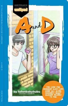 "You should read ""A and D (published)"" on #wattpad #teenfiction http://w.tt/1nPC5SJ"