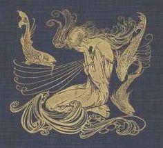 Arthur Rackham 1909 Undine.