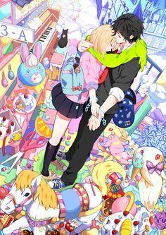 #anime couple