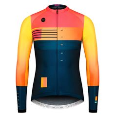 Gobik Long Sleeve Cycling Jersey - The Cool Dude Shop Cycling Wear, Cycling Jerseys, Cycling Outfit, Cycling Clothes, Xmax, Cycling Accessories, Unisex, Casual Outfits, Long Sleeve