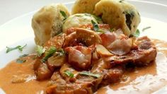 Potato Salad, Food And Drink, Potatoes, Beef, Chicken, Ethnic Recipes, Red Peppers, Potato, Ox