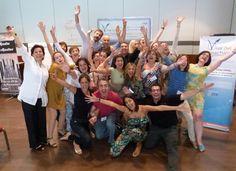 VIVIR DEL COACHING, 29 Edición...    Foto grupo felices como perdices.  #vivirdelcoaching #josepecoach