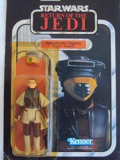 Princess Leia Action Figure Star Wars