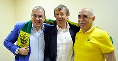Yuri Semin becomes the new coach for FC Anzhi, and gets to work immediately. Check out for all the latest updates