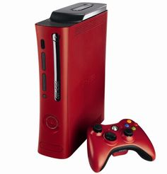CeX product details for the Xbox 360 Elite Console, Resident Evil 5 Ltd. Ed. (No Game), Unboxed Control Xbox, Resident Evil 5, See Games, Xbox 360 Console, Xbox 360 Games, Home Gadgets, Video Game Console, Red And Pink, Red Color