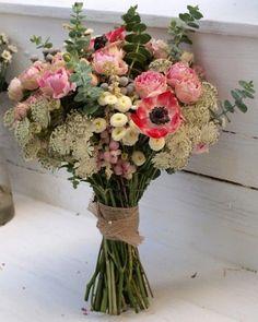 #ramodenovia #color #flowers #anemonas @floresenelcolumpio