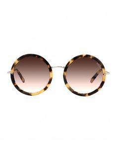 Bally Round Sunglasses