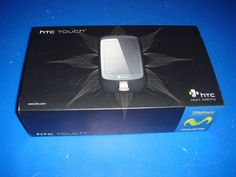 movil HTC touch movistar -caja y accesorios muy buen estado