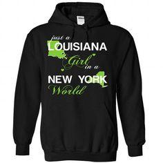 Awesome Tee V2-LOUISIANA-NEWYORK GIRL T shirts