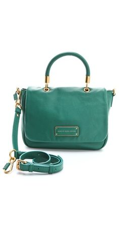this one, color is gorgeous.   Marc by Marc Jacobs Too Hot to Handle Small Top Handle Bag