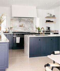 Blue and White Kitchen Ideas_47