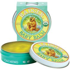Baby Balm - Organic Baby Skin Care