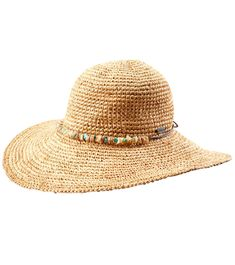 29366550e050c7 Wallaroo Women's Sabrina Sun Hat at SwimOutlet.com - Free Shipping