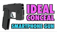 Τα πάντα για τον άνθρωπο         : Σάλος για το «Ideal Conceal», το δίκαννο όπλο με ό...