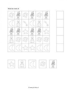Download de pdf door op dit image te klikken Robots, Words, School, Preschool, Space, Outer Space, Robotics, Robot, Schools