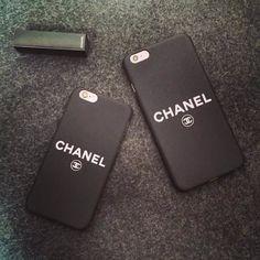 Coque style chanel logo double C pour iPhone5 6 6+ acheter sur jeuxciel.fr