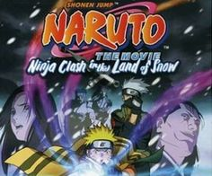 Naruto first movie keeps the general flair of the series without getting too caught up in stuff like fight scenes. Like it's canon series counterpart, this movie does a great job of good back-stories and character development. Amazingly enough, Naruto 'Ninja Clash in the Land of Snow' also fits in well into the series.