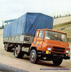 Barreiros, Spain Vintage Trucks, Old Trucks, Steyr, Classic Trucks, Semi Trucks, Transportation, Spain, Motorcycles, Cars Motorcycles