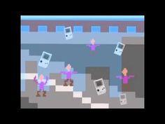 "Video for my Gameboy/LSDJ track ""Marauder"""
