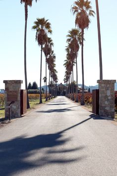 Round Pond Winery Entrance in Napa