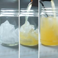 Pineapple Kombucha Recipe In Flip Top Bottles - A Real Food Journey Kombucha Flavors, How To Brew Kombucha, Kombucha Recipe, Kombucha Tea, Kefir Recipes, Infused Water Recipes, Dehydrator Recipes, Fermented Foods, Drink