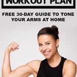 30-Day Arm Workout Plan To Tone and Tighten