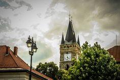 "Turnul ""Sf. Ştefan"" din Baia Mare #romania Sf, Close To Home, Big Ben, Building, Travel, Viajes, Buildings, Destinations, Traveling"