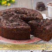 Torta sette vasetti al cioccolato