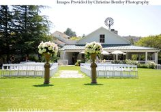 Christine Bentley Photography / Orange County Wedding / Strawberry Farms / www.styleunveiled.com
