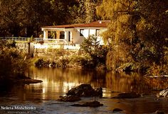 La Bolsa in Argentina. A very tranquil place.