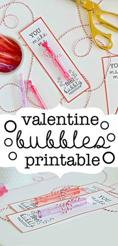 Need an allergy friendly NO FOOD valentine?  Snag this DIY valentine bubbles printable valentine.  Add a bag of bubbles from Target and you're good to go!