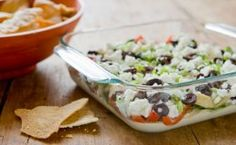 Recipes | Whole Foods Market-EIGHT LAYER MEDITERRANEAN DIP